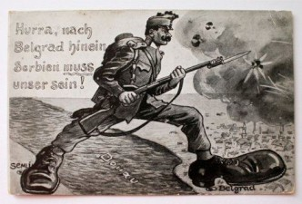 ПРОГОНИ И УБИСТВА СРБА У ИСТОЧНОЈ БОСНИ 1914. И 1915. ГОДИНЕ