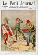 ANEKSIJA BOSNE I HERCEGOVINE 1908. GODINE
