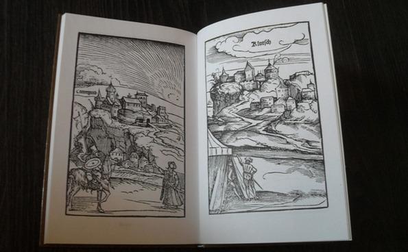 Илустрација из путописа Бенедикта Курипешића