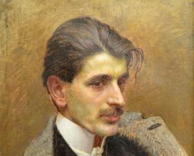 СЛИКАР БРАНКО РАДУЛОВИЋ (1885–1915)
