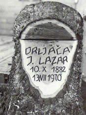 Лазар Дрљача споменик
