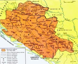 Političke prilike u ejaletu Bosna u prvoj polovini XIX vijeka (do prvog pohoda Omer – paše Latasa)