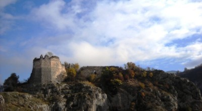Чувар клисуре: Град Бочац