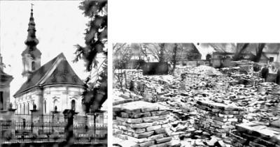 Српске цркве биле су ломаче