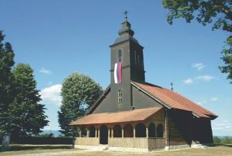 Цркве брвнаре Приједор