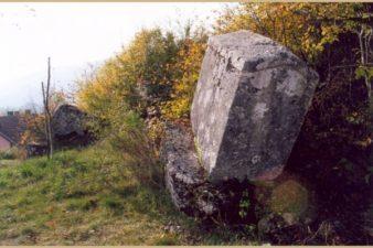 Историјско подручје у селу Горани код Коњица