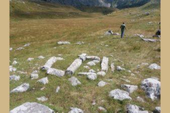 Некропола под планином Волујак код Гацка