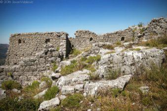 Стари град Клобук код Требиња