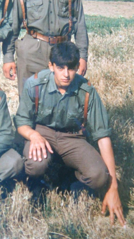Dušan Kureljušić, učesnik bitke na Priviji