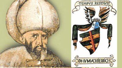 Mehmed-pasha Sokolović and don Pedro Ohmučević Grgurić