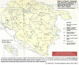 Писмо Спасоја Тадића Омеру Куртовићу у коме се апелује на поштене муслимане да спријече бестијлане злочине усташа и поново успоставе добросусједнске односе са Србима