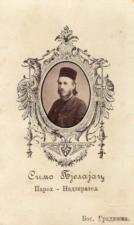 СРПСКЕ ПОСЛОВИЦЕ: Прибрао С. Бјелајац, свештеник, 1890.
