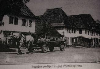 У Бугојну 1941. године, убијани су због слике и четничке униформе