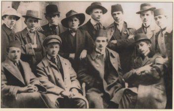 Југословенска омладина у Аустро-Угарској на почетку двадесетог вијека