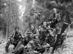 Russian volunteers in Army of the Republic of Srpska