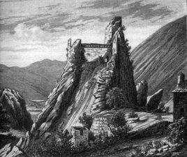 Кључ и Грмеч град у народном предању