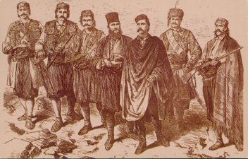 ЦРТИЦЕ О СРПСКОМ ИДЕНТИТЕТУ У БиХ: Представка Ристе Јеића кнезу Данилу