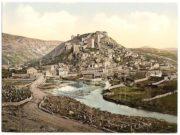 Vidovski, grad Svetog Vida na rijeci Vidovštici iznad Vidovog polja