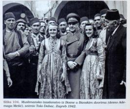 FOTOGRAFIJE: Muslimani u vojsci NDH