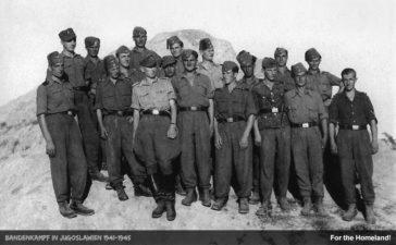 """HRVATSKI I MUSLIMANSKI NACISTI: 23. brdska SS divizija """"Kama"""""""