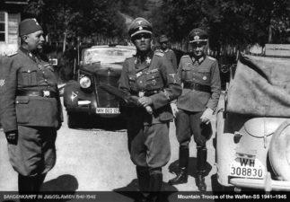 Формирање Ханџар СС-дивизије
