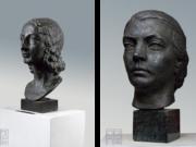 SRETEN STOJANOVIĆ — Nataša Bošković & Umetnikova žena
